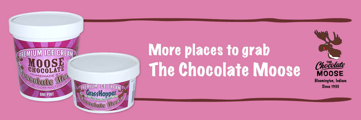 More places to grab the Chocoloate Moose